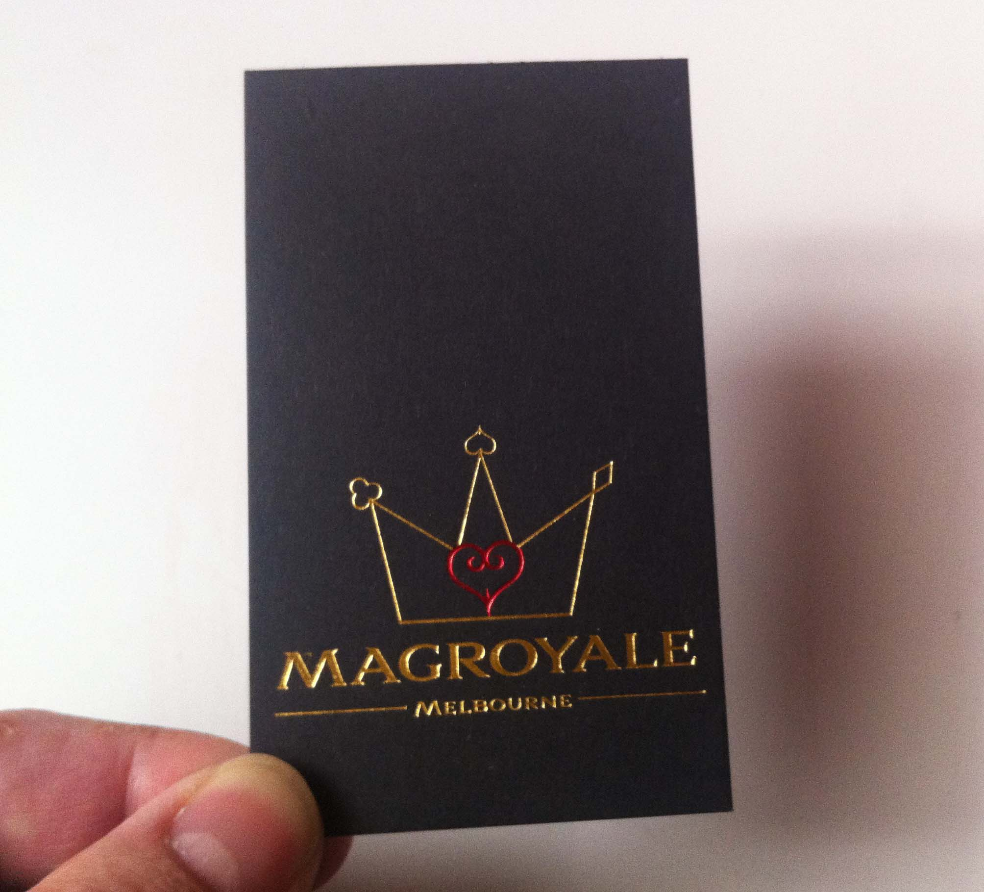 Black Paper Business Cards printing from only $ 89 95 7daysprint