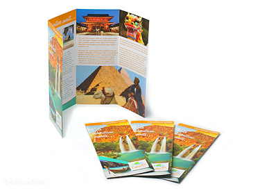 A4 Folded Brochures printing from only $ 189.95 7daysprint.com.au